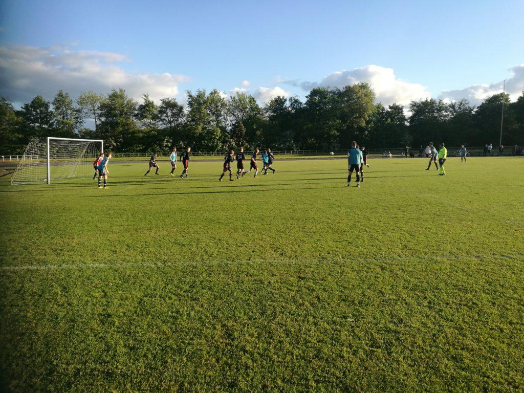 Fodbold på efterskole - Drenge fodbold