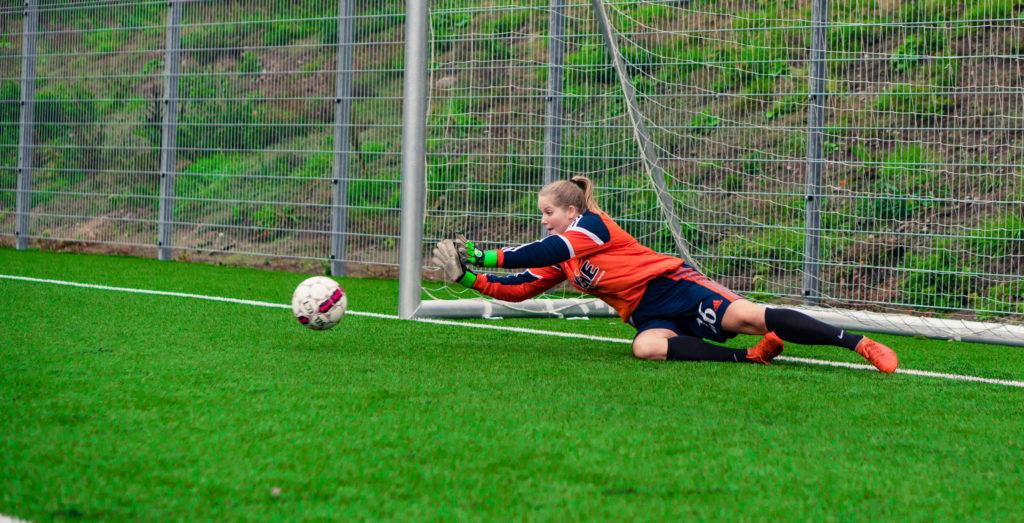 Fodbold efterskole i jylland_målmandstræning på VGIE