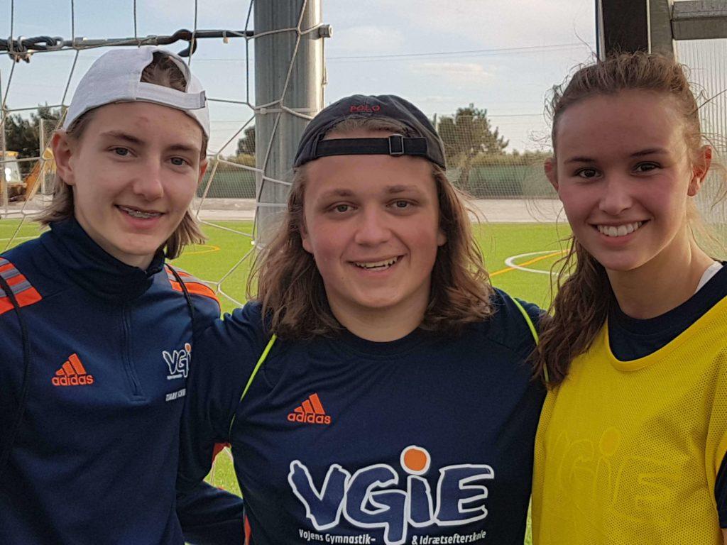 Fodbold efterskole i jylland - VGIE